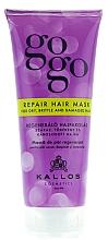 Profumi e cosmetici Maschera per capelli rigenerante - Kallos Cosmetics Gogo Repair Conditioner For Dry Hair