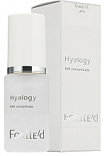 Profumi e cosmetici Siero viso - ForLLe'd Hyalogy BW Concentrate