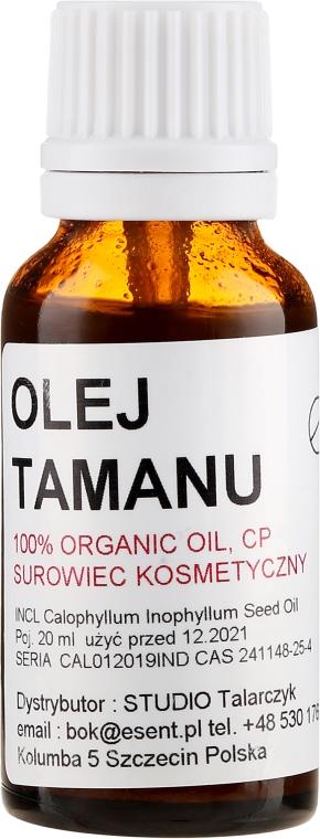 Olio di Tamanu - Esent