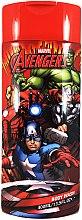 Profumi e cosmetici Gel doccia per bambini - Corsair Marvel Avengers Body Wash