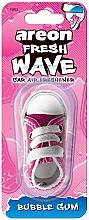 Profumi e cosmetici Deodorante per auto - Areon Fresh Wave Bubble Gum