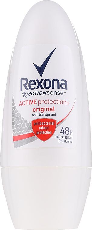 Deodorante roll-on - Rexona MotionSense Active Protection + Original