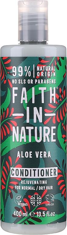 """Balsamo per capelli normali e secchi """"Aloe Vera"""" - Faith In Nature Aloe Vera Conditioner"""