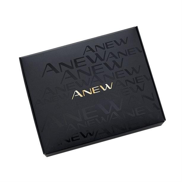 Set - Avon Anew Platinum Lifting Regimen Box (cr/2x10ml+cr/50ml+cr/50ml+msk/75ml) — foto N4
