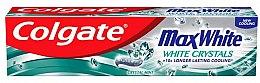 Profumi e cosmetici Dentifricio sbiancante - Colgate Max White White Crystals