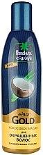 Profumi e cosmetici Olio di cocco per capelli colorati - Biofarma Parachute Gold Haire Oil