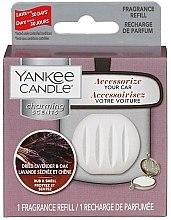 Profumi e cosmetici Aromatizzatore auto (ricarica) - Yankee Candle Dried Lavender & Oak Charming Scents Refill