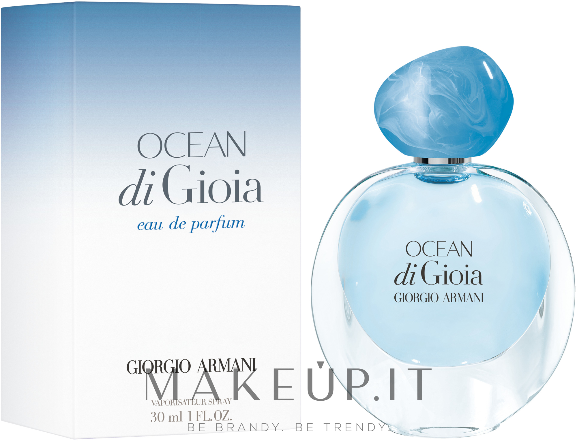 Giorgio Armani Ocean di Gioia - Eau de parfum — foto 30 ml