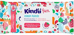Profumi e cosmetici Salviettine antibatteriche rinfrescanti - Cleanic Kids Care