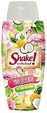 "Profumi e cosmetici Gel doccia ""Pina Colada"" - Shake for Body Shower Gel"