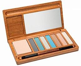 Profumi e cosmetici Palette di ombretti - Alilla Cosmetics California Palette
