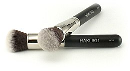 """Profumi e cosmetici Pennello per fondotinta, bronzer e blush, """"H53"""" - Hakuro Professional"""