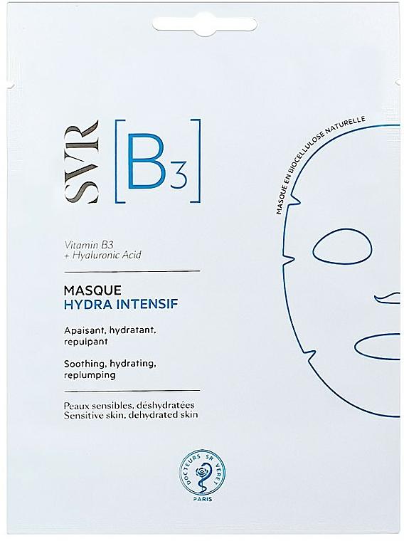 Maschera viso idratante - SVR [B3] Intensive Hydra Mask