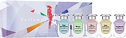 Profumi e cosmetici Charrier Parfums Parfums De Luxe - Set (edp/12mlx5)