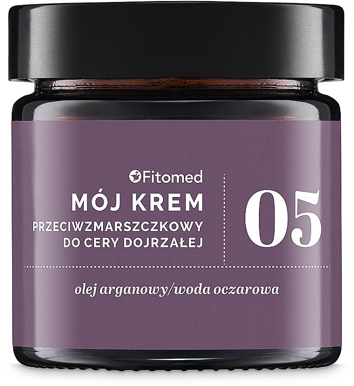 Crema antirughe all'olio di argan - Fitomed Anti-wrinkle Cream Nr5