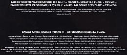 Montblanc Legend - Set (edt/100ml + ash/balm/100ml + edt/mini/7.5ml) — foto N6