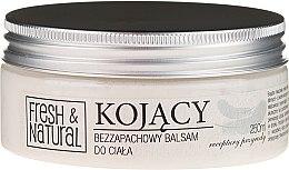 Profumi e cosmetici Olio lenitivo inodore - Fresh&Natural