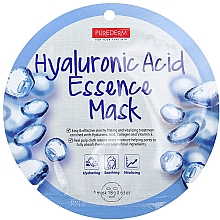 Profumi e cosmetici Maschera al collagene e acido ialuronico - Purederm Hyaluronic Acid Essence Mask