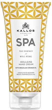 Crema mani - Kallos Cosmetics SPA Indulging Hand Cream With Brazilian Orange Oil