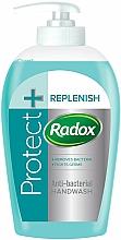 Profumi e cosmetici Sapone mani - Radox Protect+Replenish Antibac Hand Wash