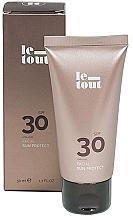 Profumi e cosmetici Crema solare viso SPF 30 - Le Tout Facial Sun protect