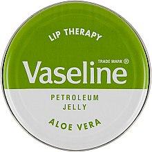 """Profumi e cosmetici Balsamo per le labbra """"Aloe"""" - Vaseline Lip Therapy Aloe Vera Lips Balm"""