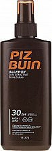 Profumi e cosmetici Spray solare corpo - Piz Buin Allergy Sun Sensitive Skin Spray SPF30