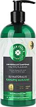 Profumi e cosmetici Shampoo universale con olio di canapa naturale - Green Feel's Hair Shampoo