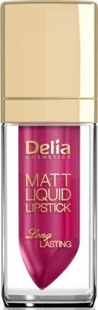 Rossetto idratante - Delia Cosmetics Matt Liquid Lipstick — foto N1