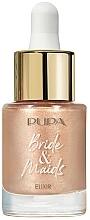 Profumi e cosmetici Siero-primer illuminante - Pupa Bride & Maids Elixir