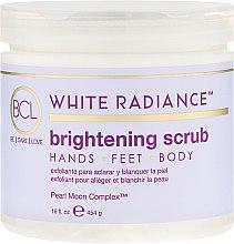 Profumi e cosmetici Scrub corpo illuminante - BCL SPA White Radiance Brightening Scrub