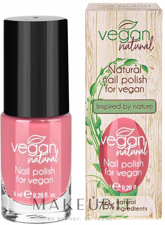 Smalto per unghie - Vegan Natural Nail Polish For Vegan — foto 04