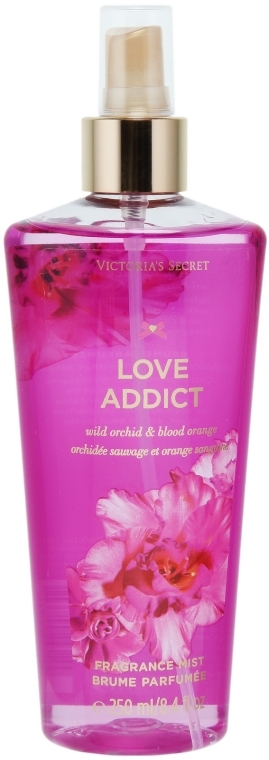 Spray corpo profumato - Victoria's Secret Love Addict Fragrance Mist — foto N1