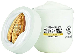 Profumi e cosmetici Yogurt corpo - The Body Shop Almond Milk Body Yoghurt
