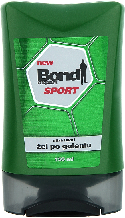 Gel dopobarba - Pharma CF Bond Expert Sport After Shave Gel
