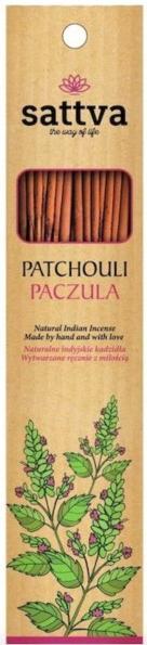 """Bastoncini di incenso """"Patchouli"""" - Sattva Patchouli"""