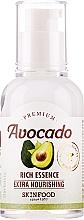 Profumi e cosmetici Essenza con olio di avocado - Skinfood Premium Avocado Rich Essence