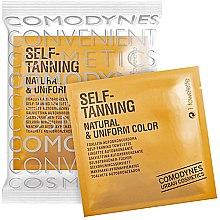 Profumi e cosmetici Salviette autoabbronzante per tutti i tipi di pelle - Comodynes Self-Tanning Natural & Uniform Color