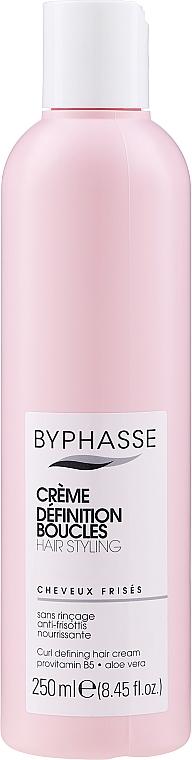 Crema per capelli ricci - Byphasse Activ
