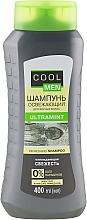 Profumi e cosmetici Shampoo rinfrescante per capelli grassi - Cool Men Ultramint