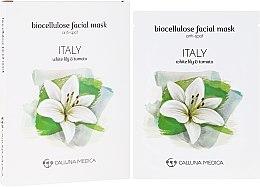 """Profumi e cosmetici Maschera in tessuto """"Italia"""" - Calluna Medica Italy Anti-Spot Biocellulose Facial Mask"""