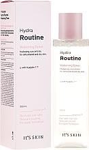 Profumi e cosmetici Tonico viso idratante - It's Skin Hydra Routine Wakening Tonico