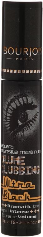Mascara - Bourjois Volume Clubbing Ultra Black — foto N1