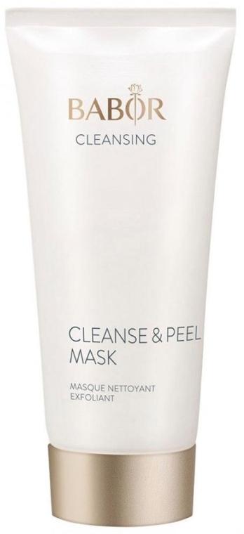 Maschera-peeling pulizia profonda - Babor Cleanse & Peel Mask