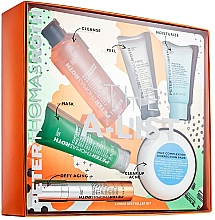 Profumi e cosmetici Set - Peter Thomas Roth A-List Kit (serum/10ml+peeling/15ml+clean/cr/20ml+patch/20pcs+mask/30ml+clean/gel/57ml)