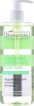 Profumi e cosmetici Tonico antibatterico e normalizzante - Bielenda Professional Face Program Antibacterial & Normalizing Face Tonic