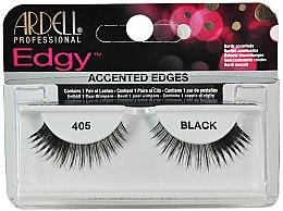 Profumi e cosmetici Ciglia finte - Ardell Edgy Lash 405 Black