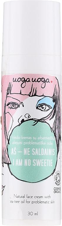 Crema viso - Uoga Uoga I Am No Sweetie Face Cream