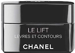 Profumi e cosmetici Crema rassodante antirughe contorno labbra - Chanel Le Lift Firming Anti-Wrinkle Lip and Contours Care