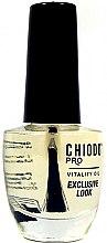 Profumi e cosmetici Olio per cuticole - Chiodo Pro Vitality Oliwka Exclusive Look